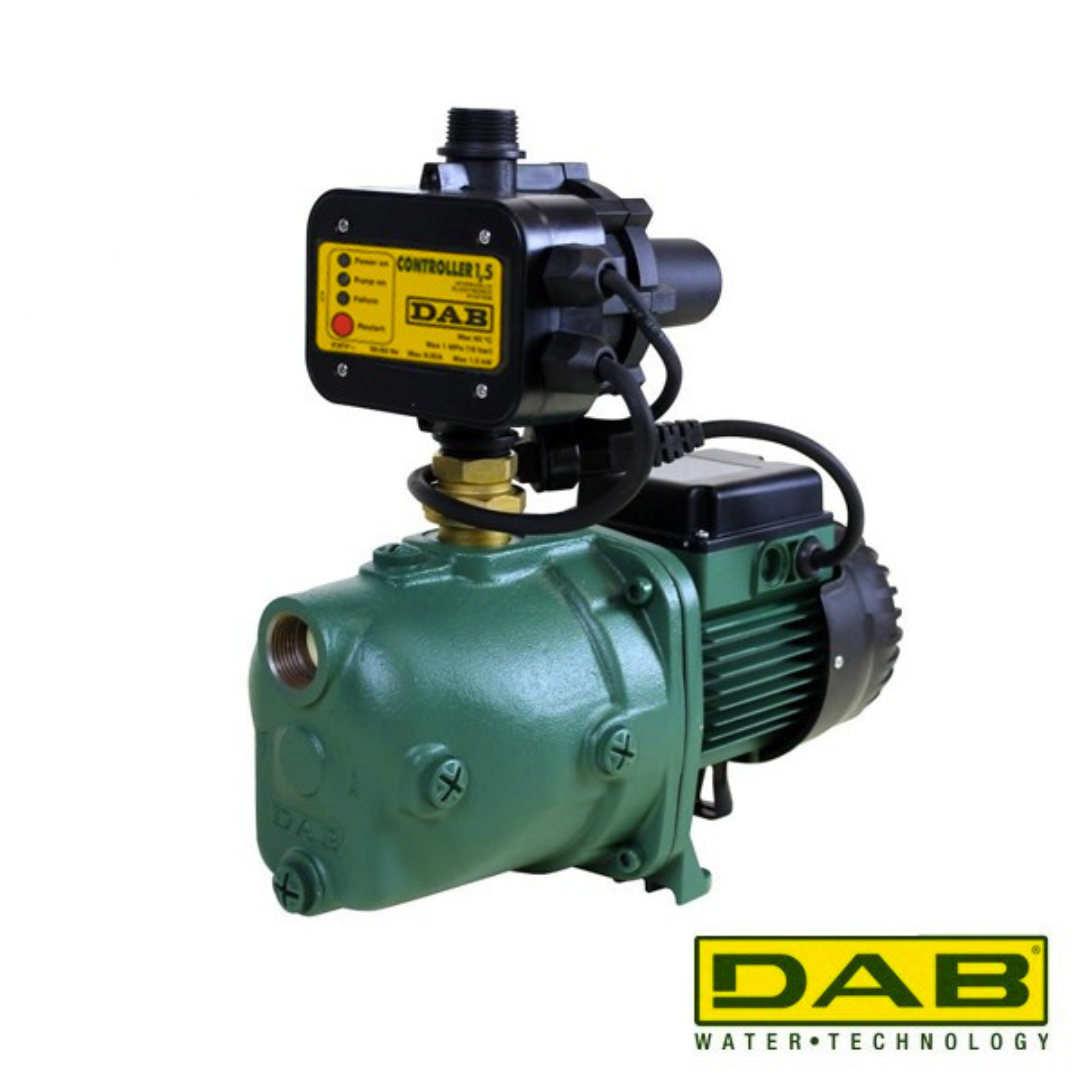 DAB Jet 132 M + DAB Presscontrol Hydrofoorpomp