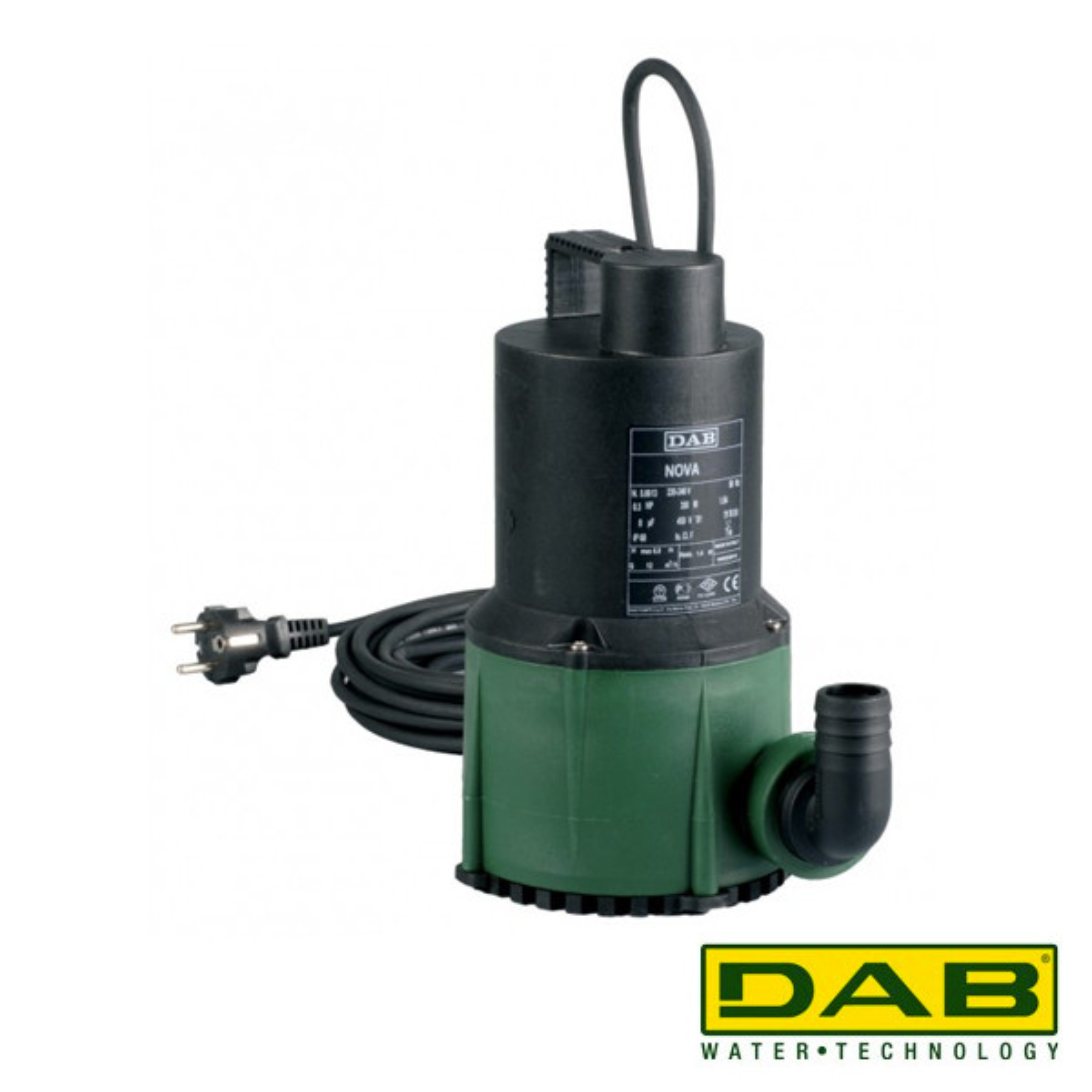 DAB Nova 600 M-NA Dompelpomp