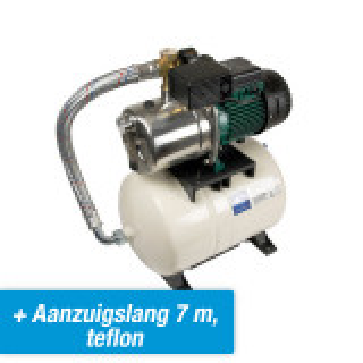 DAB Aquajet-inox 102 M Hydrofoorpomp