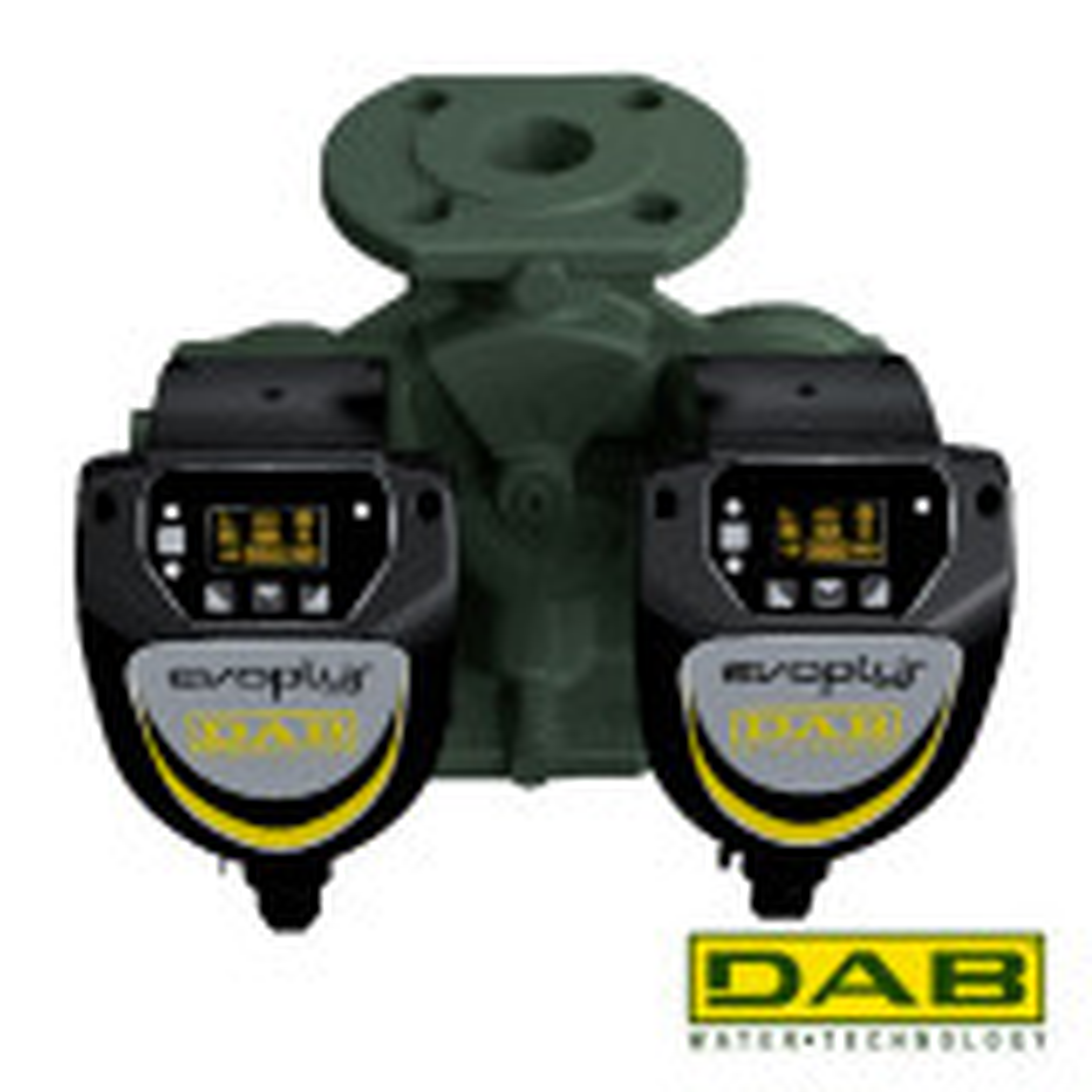 DAB Evoplus D 110/250.40 M Circulatiepomp (CV pomp)