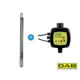 DAB S4E 8M KIT + Active Driver Bronpomp