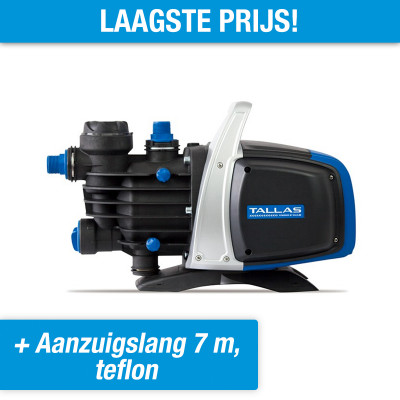 Tallas D-JET 650 Beregeningspomp
