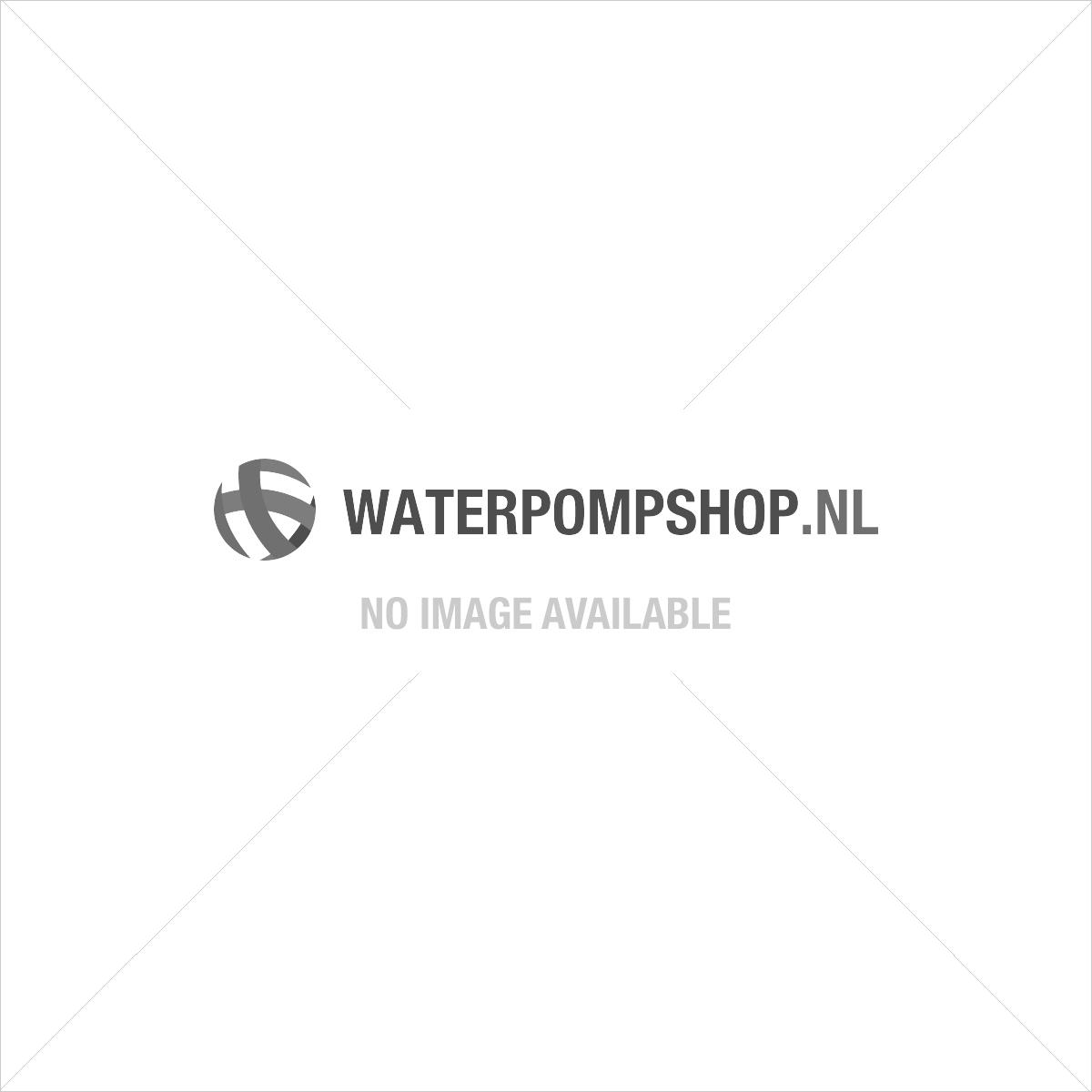 Aansluitset voor hydrofoorpomp op 22 mm waterleiding