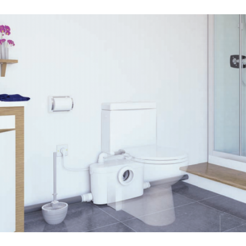 Sanipro XR Up - toilet