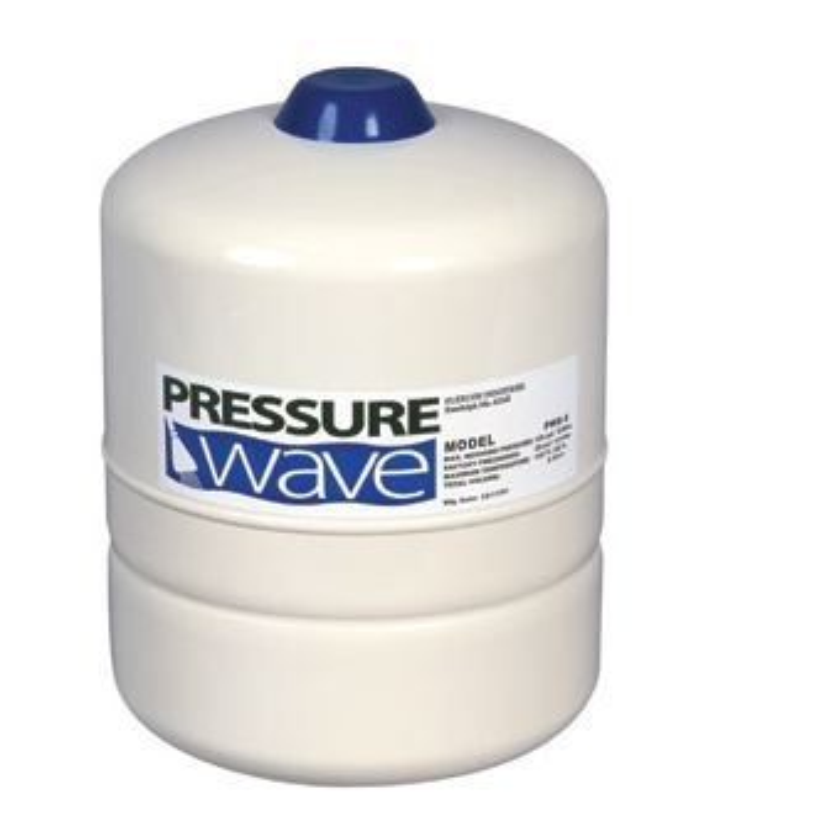 Verticaal expansievat Pressure Wave 80 liter