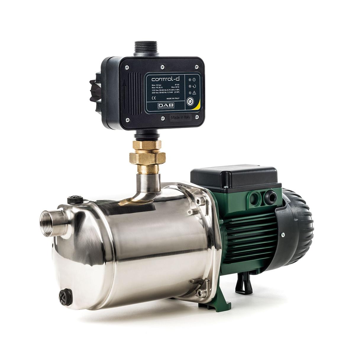 DAB EuroInox 40/80 M + DAB Control-D