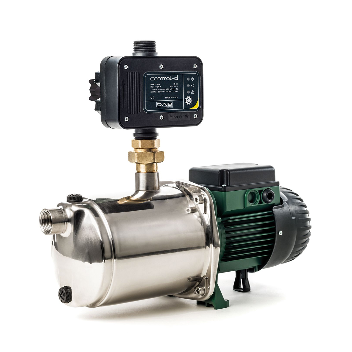 DAB EuroInox 40/50 M + DAB Control-D