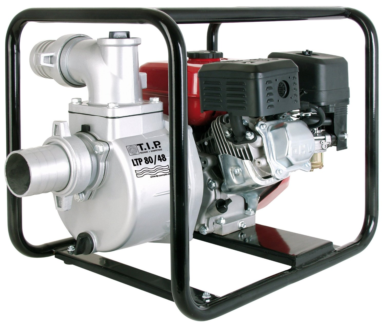 Motorpomp LTP 48.000 liter per uur