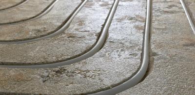 Pomp vloerverwarming kapot/vervangen